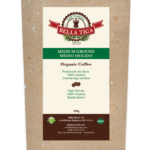 Bella Tica Organic Coffee Medium Ground
