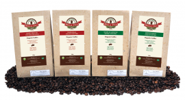 Bella Tica Organic Coffee Selection